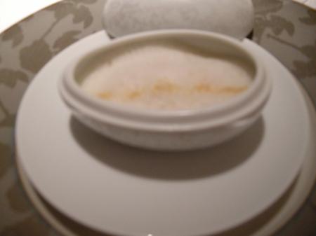 emulsion de foie gras