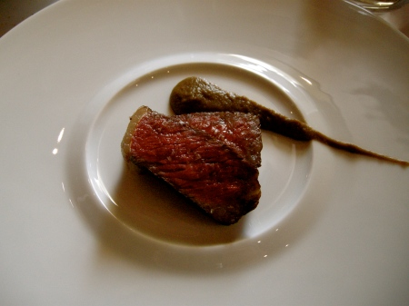 wagyu, post-cooking