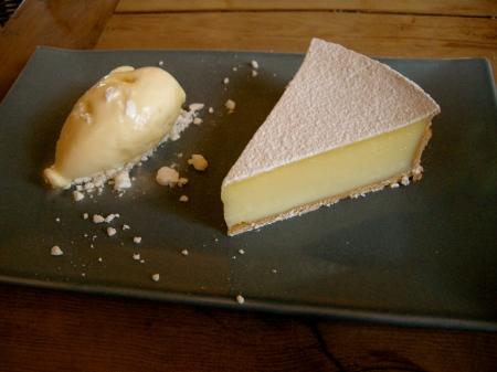 lemon tarte