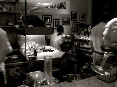 la cocina, 2
