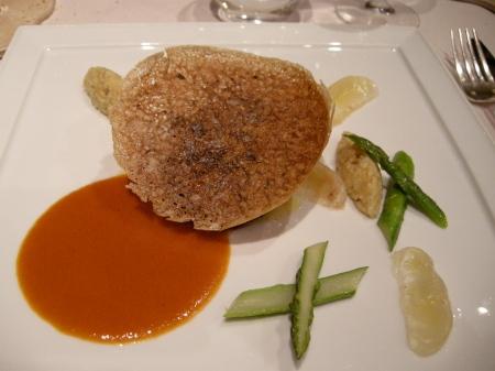 Ris de veau/foie gras